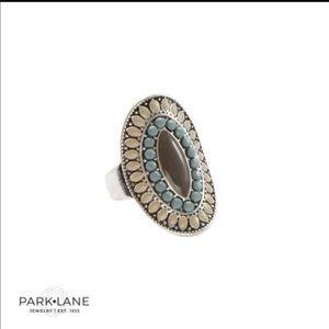 Park Lane Ring Sz 10